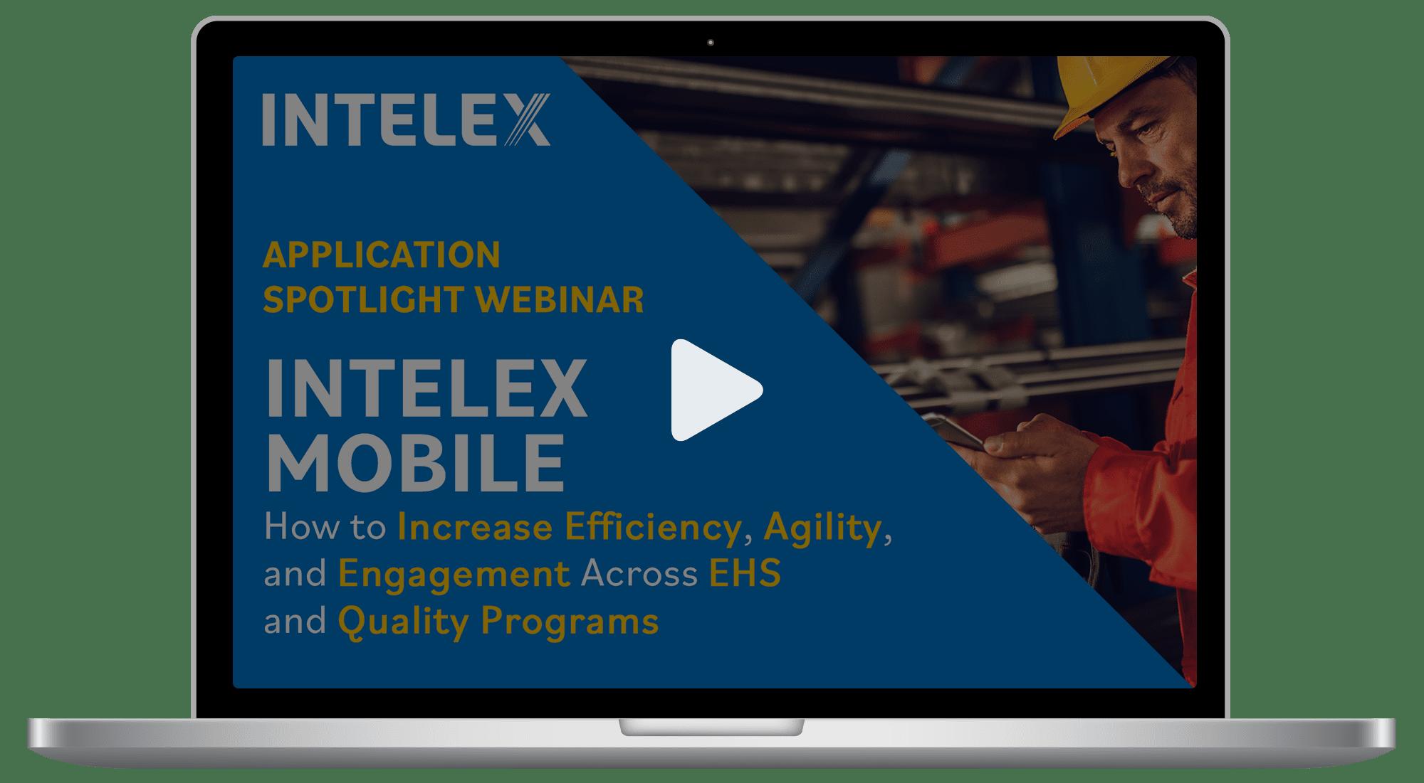 Intelex Mobile Demo - Intelex