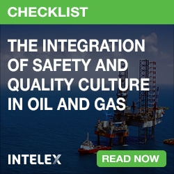 The Integration of Safety and Quality Culture in Oil and Gas: A Checklist for Crew Resource Management (CRM)