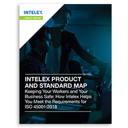 Keeping Your Workers and Your Business Safe: How Intelex Helps You Meet the Requirements for ISO 45001:2018