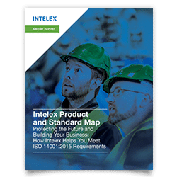 Protecting the Future and Building Your Business How Intelex Helps You Meet ISO 14001:2015 Requirements
