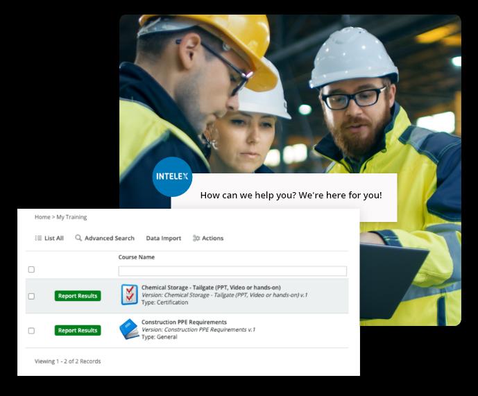 Core Platform Features - Intelex EHSQ Solutions